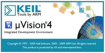 µVision IDE dari Keil