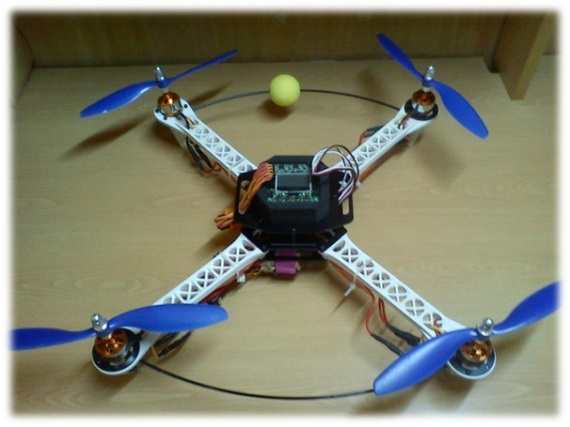 quadcopter fahmizal